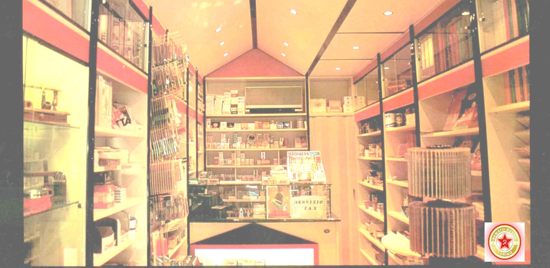 Arredamenti per tabaccherie compra in fabbrica a met for Arredamento usato firenze