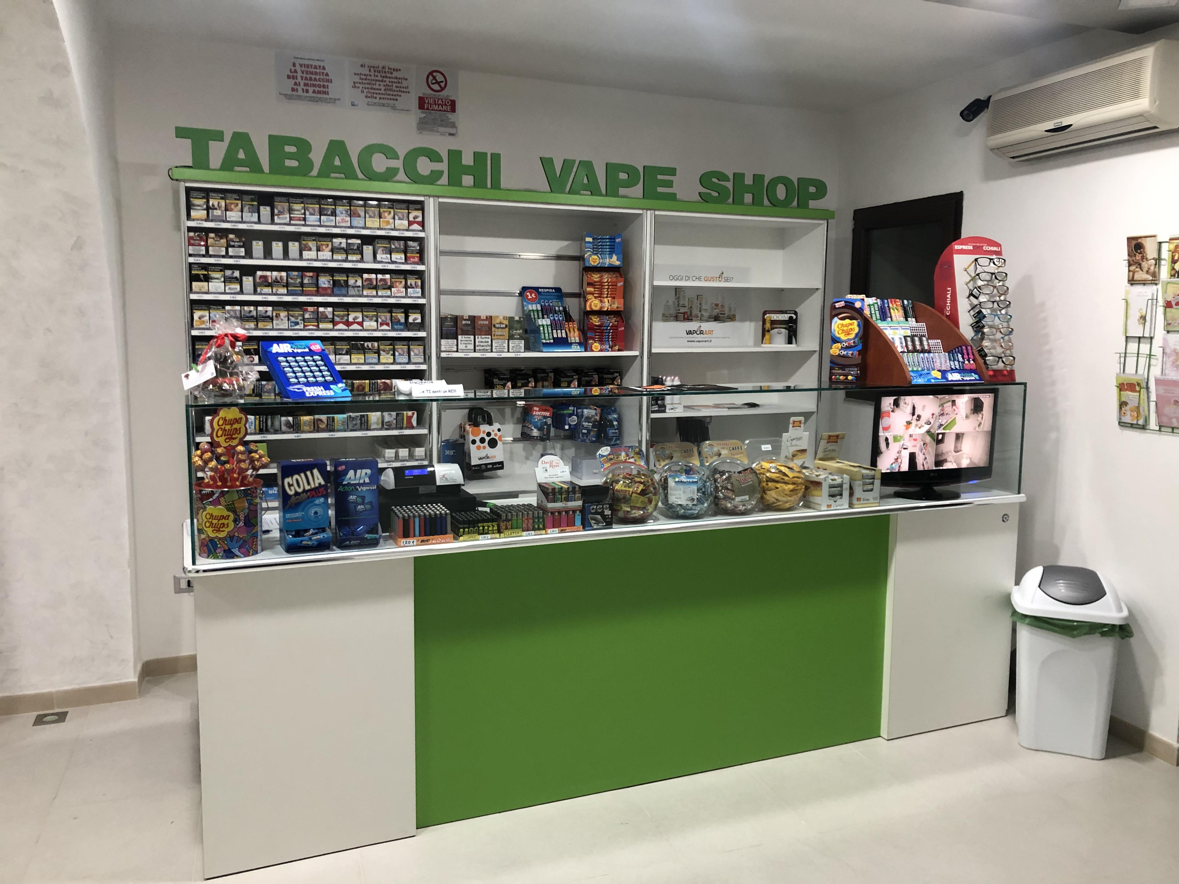 Arredamenti per tabaccherie compra in fabbrica a met for Arredamenti avellino